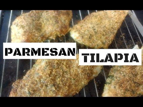 Parmesan Tilapia