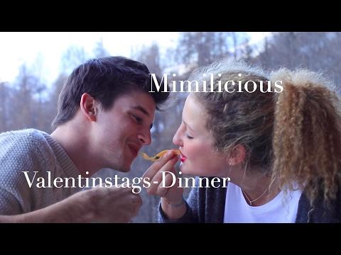 Valentinstag-Dinner! Frische Nudeln