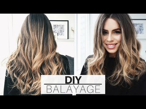 DIY: $20 At Home Hair Balayage + Ombre Tutorial (UPDATED)   Ad