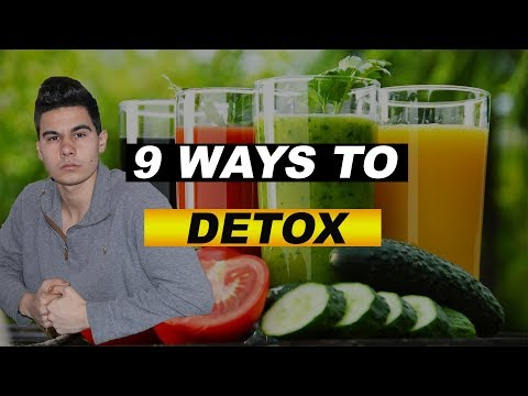 How To Detox Your Body (9 Proven Ways For Safe Detoxification)