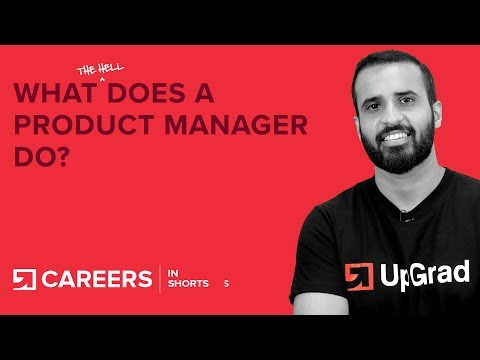 Who is a Product Manager and What do they do? [Career Insights]