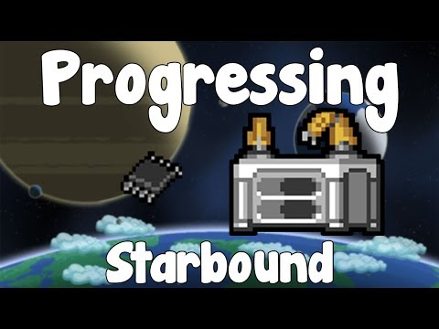 2nd Boss Down , What Now?! - Starbound Guide - Gullofdoom - Guide/Tutorial - BETA