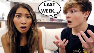 Last Time He HOOKED UP with HIS EX.. (Last Time Challenge)