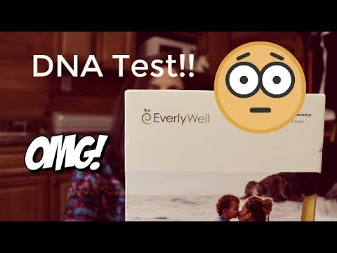 I took a DNA Test | Everlywell Helix DNA at home test | Part 1