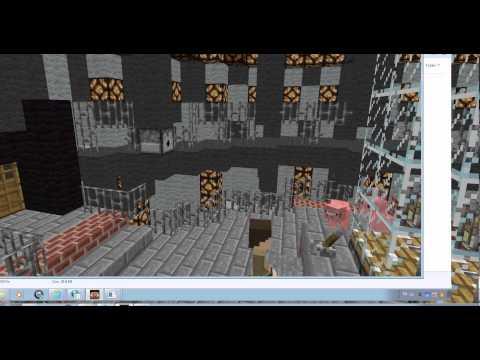 Tardis Hilarious Animation Minecraft