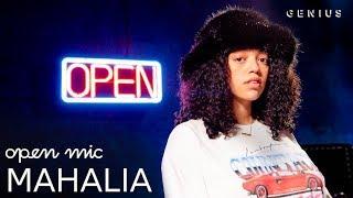 "Mahalia ""Grateful"" (Live Performance)   Open Mic"