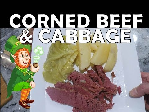 How To Cook Corned Beef and Cabbage