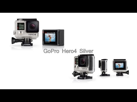 GoPro Hero4 Silver - Review - Unboxing - SD Card Recommendation -  4K - 2.7K - 1080P