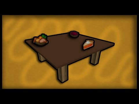 Minecraft: How to make working tables (5 table designs)
