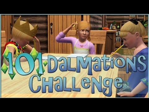 The Kids are on Their Own...!! || Sims 3: 101 Dalmatians Challenge  - Episode #73