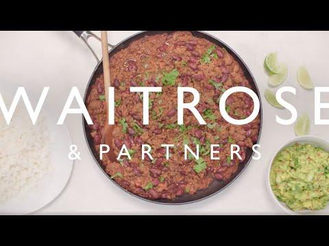 Classic Beef Chilli Con Carne | Waitrose