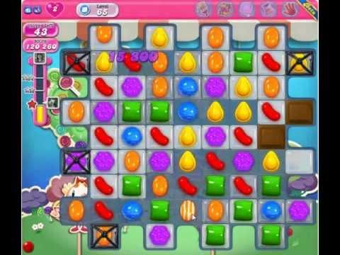 Candy Crush Saga Level 65