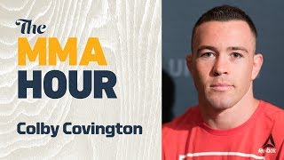 Colby Covington Says Fabricio Werdum Sucker Punched Him in Boomerang Incident
