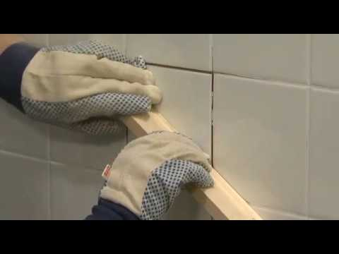 How to Repair Tile: How to Fix Broken Wall Tile and How to Regrout
