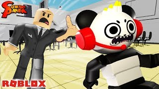 ROBLOX OFFICE OBBY RACE ! Escape the OFFICE Adventure! Let's Play with Combo Panda