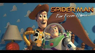 Download Toy Story Trailer: Spiderman Far From Home Style Video