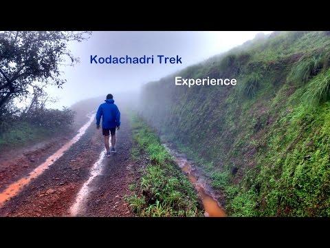 Kodachadri Trek and Nagara Fort