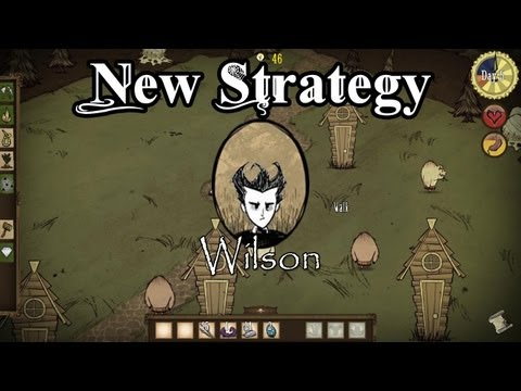 Don't Starve | New Strategy