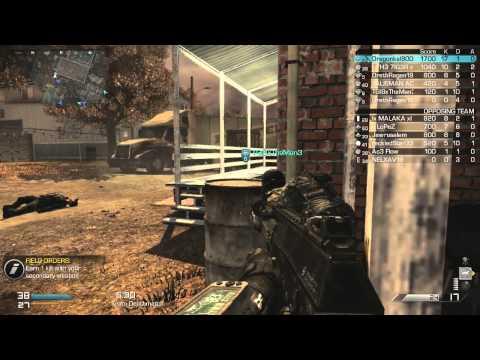 Call of Duty Ghosts - TDM - Warhawk 2 (12/17/2013) - (75-61) -