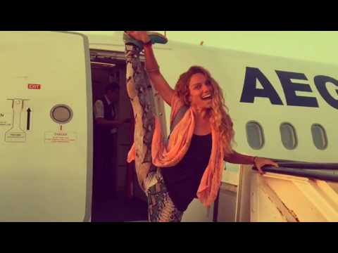 Go to Crete for Yoga with Aegean Airlines...