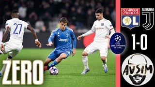 Zero tiri in porta. Prestazione inaccettabile ||| Avsim Post Lione-Juventus 1-0