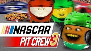Annoying Orange - NASCAR Pit Crew #3