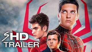 Marvel's SPIDER-VERSE Reveal Trailer - Tobey Maguire, Tom Holland, Andrew Garfield Spiderman MCU