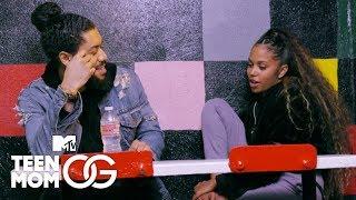 Matt Meets the Fam | Teen Mom OG (Season 8) | MTV