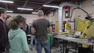 Engineering Science and Technology at Jamestown Community College