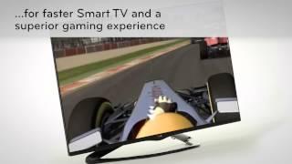LG LA660 3D Smart TV