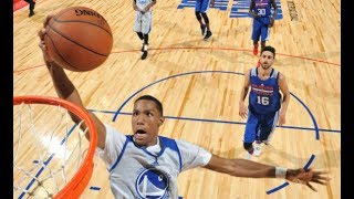 full highlights philadelphia 76ers vs golden state warriors mgm resorts nba summer league july 8