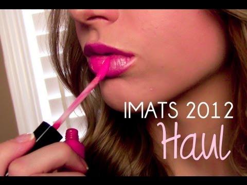 ☆ LA IMATS 2012 Haul + $1,000 MAKEUP GIVEAWAY [CLOSED]