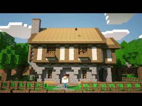 Home Sweet Home - Minecraft Animation