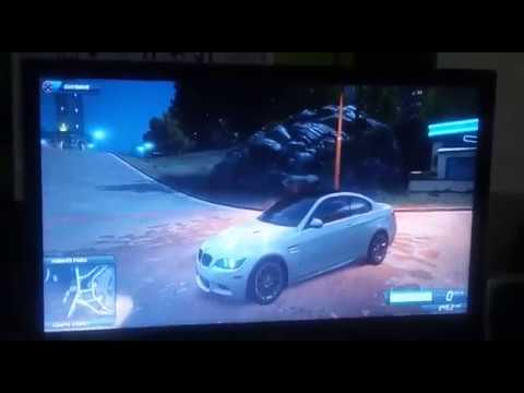 NEED FOR SPEED MOST WANTED GAME PLAY