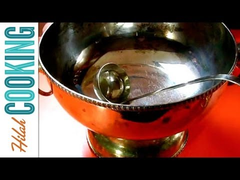 How To Make Punch - Punch Recipe for a Crowd | Hilah Cooking