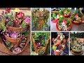 DIY Broken Pot Fairy Garden Ideas