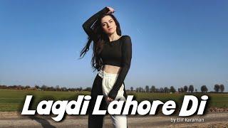 Dance on: Lagdi Lahore Di 💃🏻 Street Dancer 3D • Elif Karaman