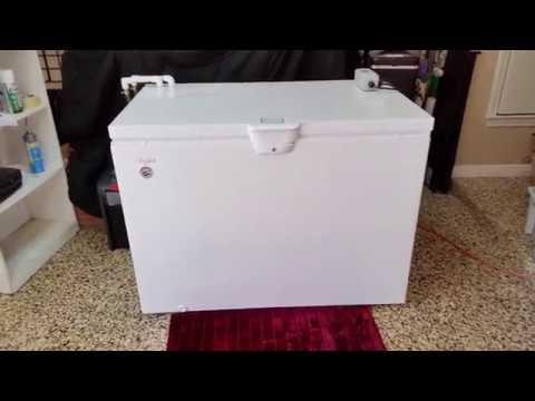 DIY Cold Plunge Setup