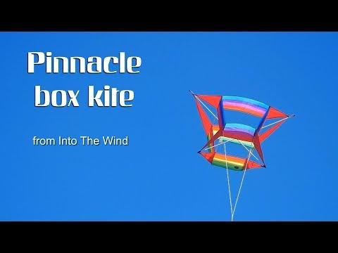 Pinnacle Box Kite - a new take on an old design