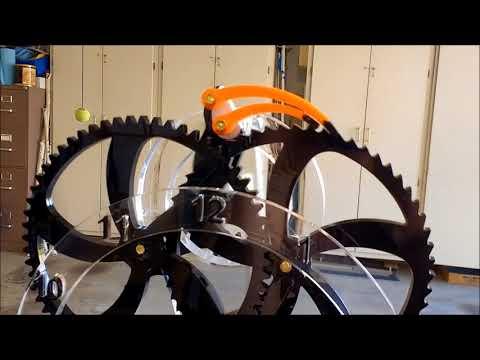 Toucan Clock Project