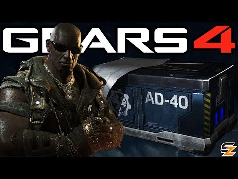 Gears of War 4 - Gear Packs vs Character Challenges! Whats better?