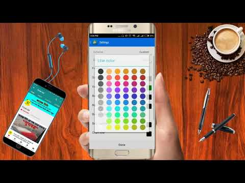 Forex BD - How to Change Candlestic Color in MT4 / MT5 Android Mobile Forex Bangla Tutorials 2018