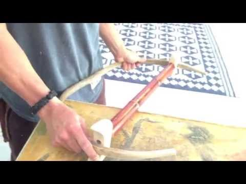 Expanding a Turkish Composite Horn Bow with an Asa Gezi