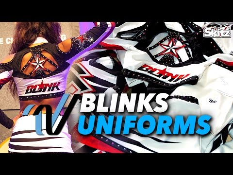 Designing Blink's Uniforms | Varsity Allstar Fashion Special
