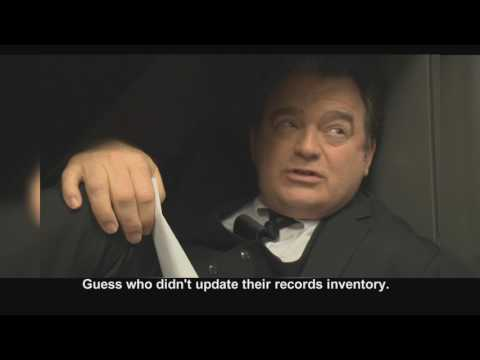 Update Your Inventory to Locate Your Records