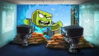 Minecraft | ULTIMATE ZOMBIE BASE CHALLENGE - Zombie Apocalypse Fort! (GIANT ZOMBIE)