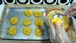 Resep Cara Membuat Kue Sus Isi Vla