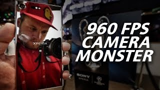 Sony Xperia XZ Premium - the BEST camera smartphone 2017?