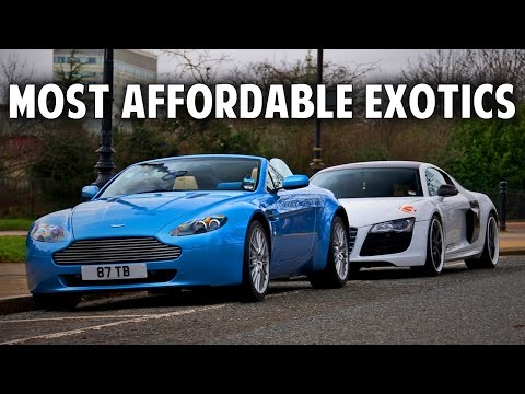 Most Affordable Exotic Cars for the Money