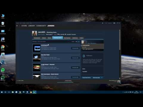 How To: Find All your Subscribed Workshop Items/Content in Steam (PC)